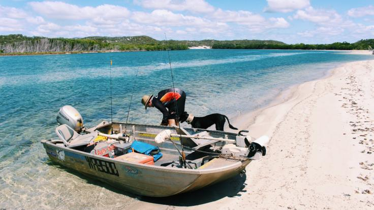 Cape York 4WD Safaris - Go fishing in the mighty outback rivers