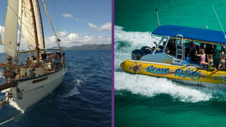 2 Day Chill and Thrill | Sail & Adventure Package