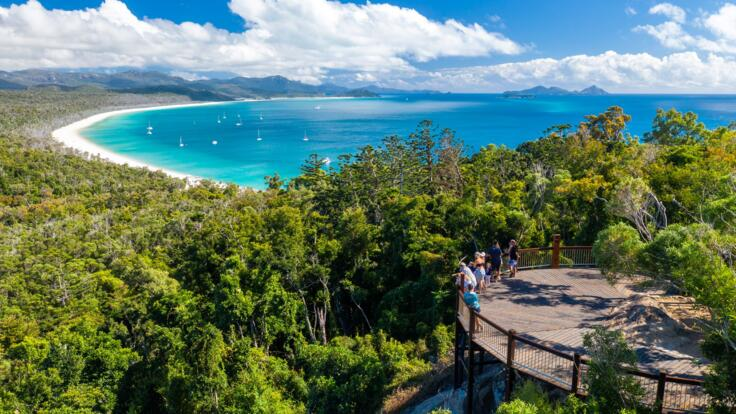 Hill Inlet Lookout | Whitsundays