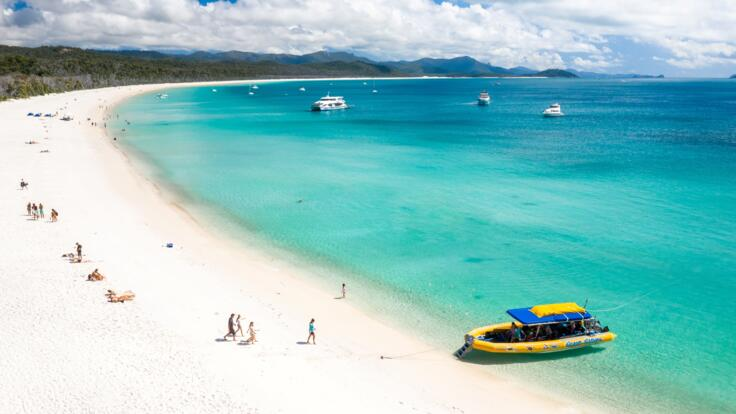 Visit the best of the Whitsundays | Whitehaven Beach