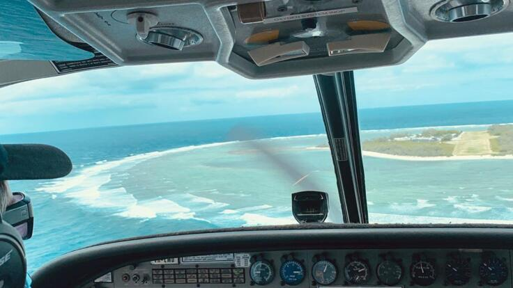 Lady Elliot Island Tours - Scenic Flights