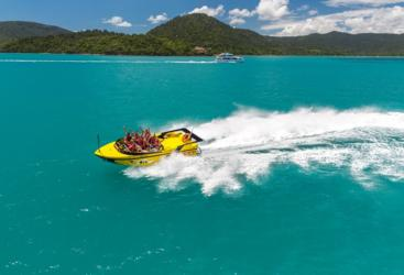 Ultimate Jet Boat Adventure Airlie Beach