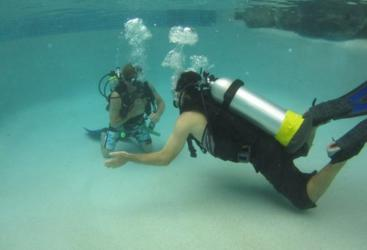 Learn to Scuba Dive - Introductory Dive Magnetic Island