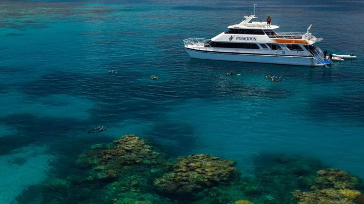 Visit 3 Great Barrier Reef locations in 1 day