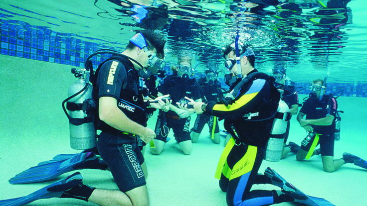 State of the art Dive School facilities in Cairns