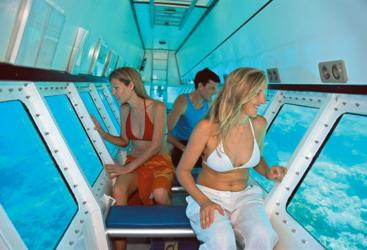 Port Douglas Reef Trip - Semi-submersible submarine tour - Great Barrier Reef