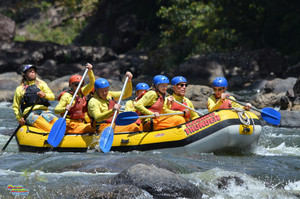 Experienced Rafting guides on each tour