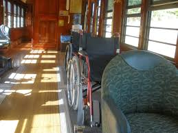 Kuranda Train and Scenic Railway is wheelchair accessible