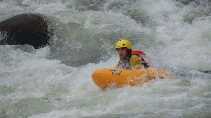 Grade 3 rapids with experienced guides on the Tully River
