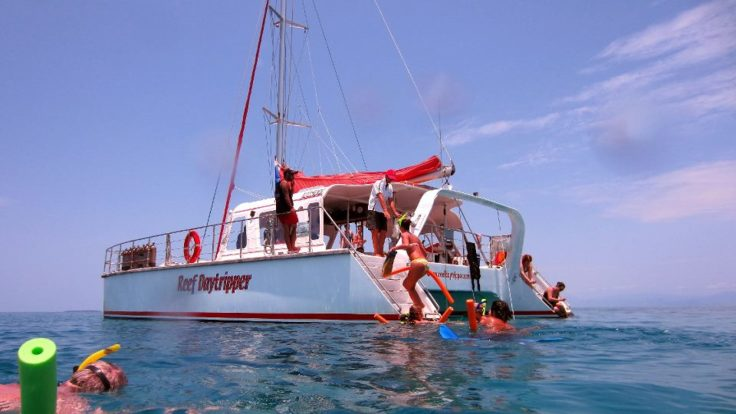Small group sailing tour from Cairns