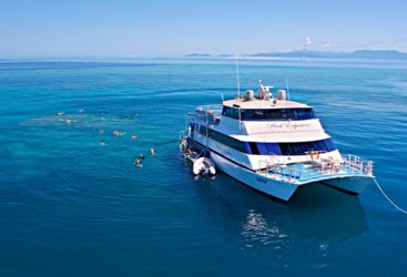 Great Barrier Reef Tour from Cairns - Modern Outer Reef Vessel