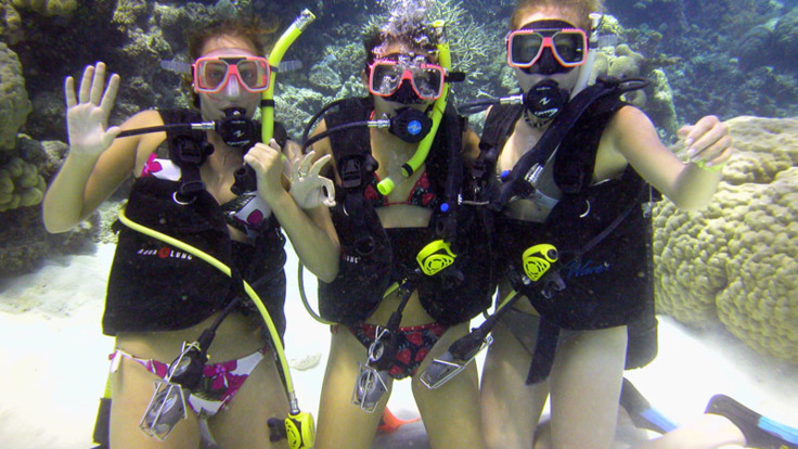Dive Trip Cairns: Introductory Scuba Diving on the Great Barrier Reef