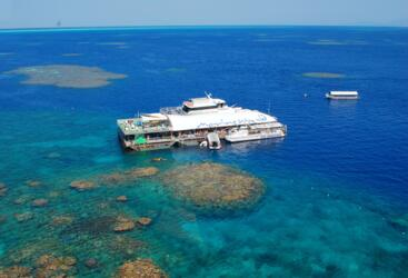Cairns Helicopter and Great Barrier Reef Tour Combo