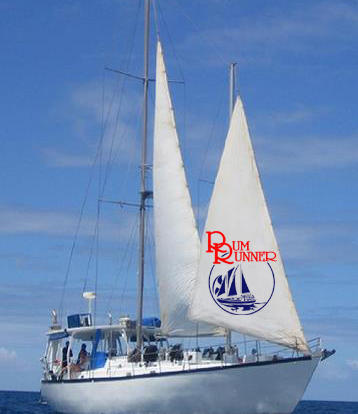 Cairns Dive Trips - Liveaboard Sailing boat - Great Barrier Reef