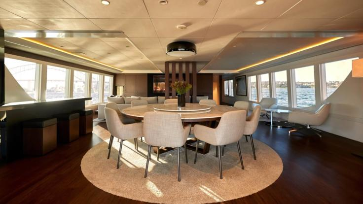 Large luxurious Dining Area