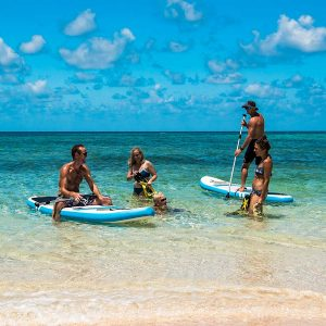 Have some fun on the Stand Up Paddle Boards