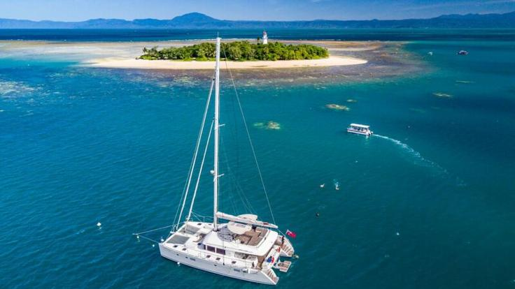 Full Day Private Charter To Low Isles | Great Barrier Reef Australia