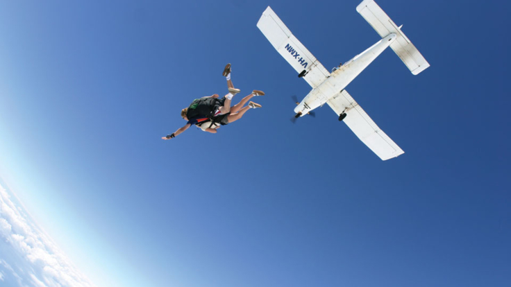 Freefall Skydive