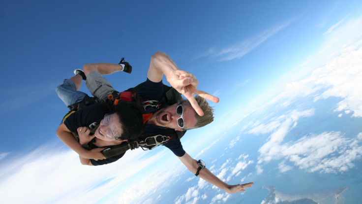 Cairns Skydive - Great views