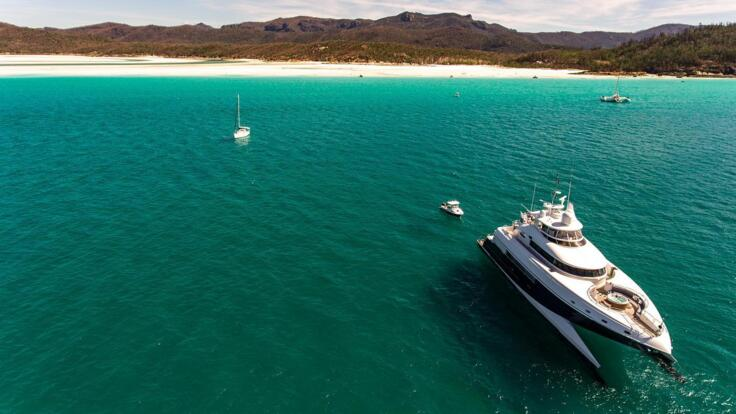 Great Barrier Reef Cruises - Superyacht Holidays