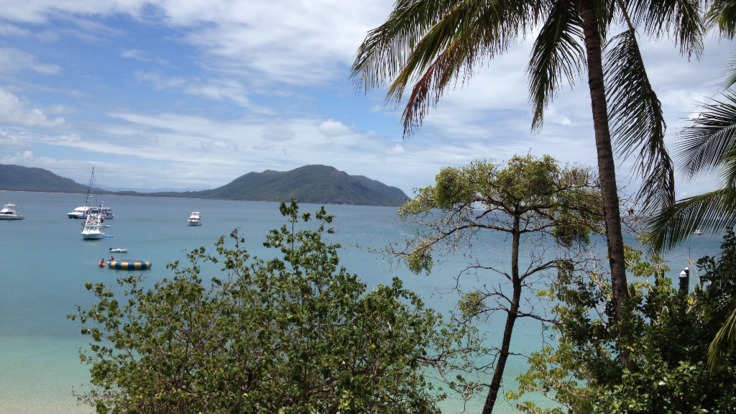 Beautiful Fitzroy Island, Tropical North Queensland, Great Barrier Reef