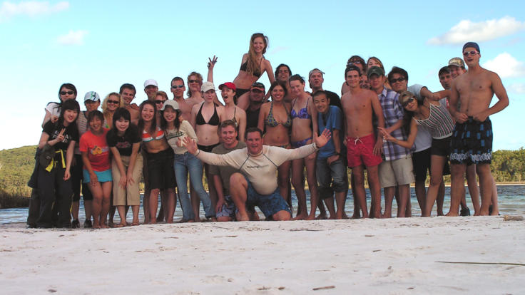 Travel with fun groups on this 2 Day 1 Night Fraser Island adventure.