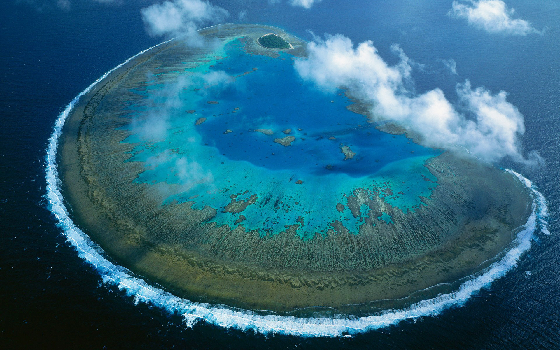 Fraser Island Great Barrier Reef 5 Day Package Tour