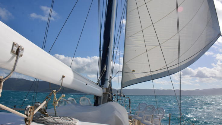 Sail the Whitsundays | Private Day Charter | Hamilton Island