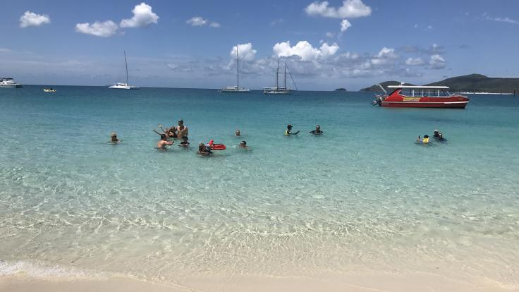 Whitsunday Snorkel Day