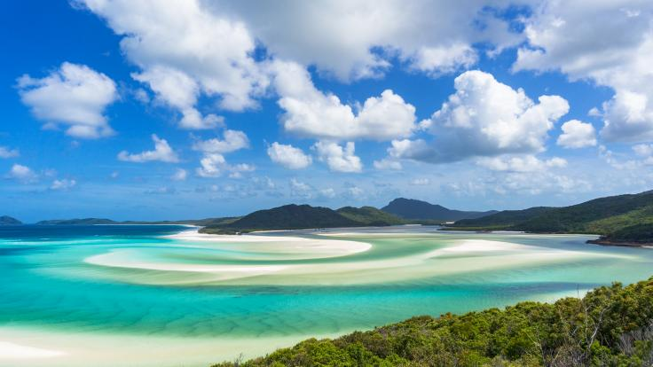 Whitsundays Full Day Whitehaven Beach Jet Boat Tour