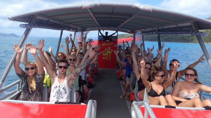 Whitsunday High Speed Catamaran Full Day Tour