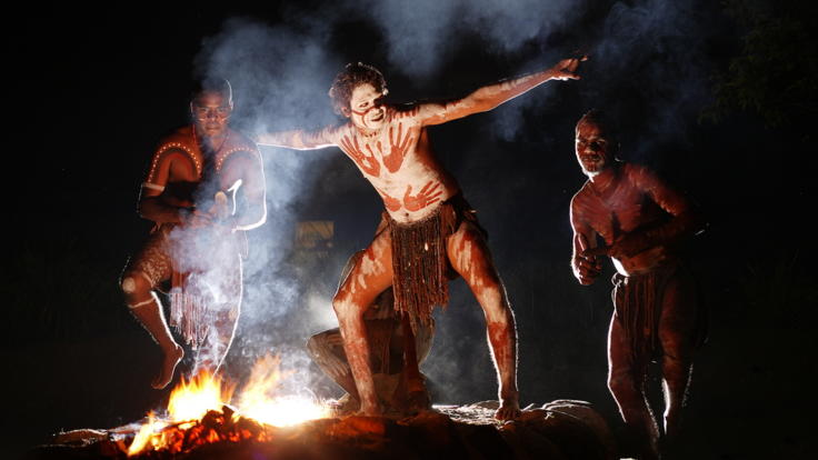 Indigenous music and performances, Cairns