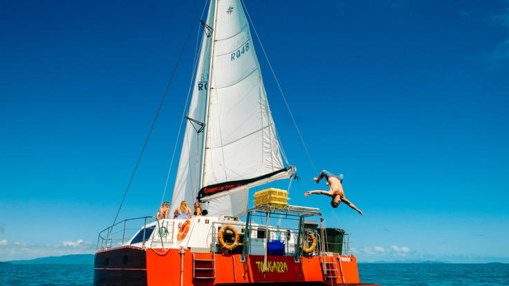 Explore the Whitsundays over 2 nights