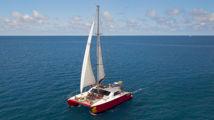 Sail the Whitsundays