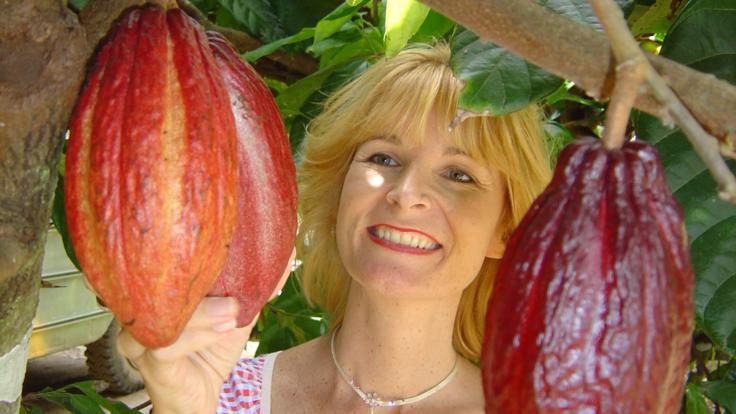 Taste exotic Queensland fruit in Kuranda