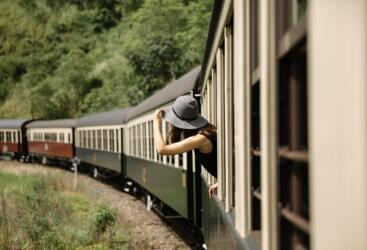 Kuranda Train tours - upgrade your ticket to Gold Class