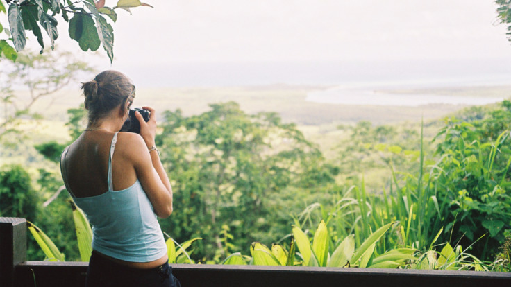 Get some great photos at Alexandra Lookout, Daintree Rainforest