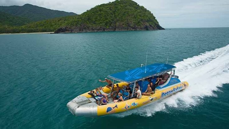 Book a Great Barrier Reef tour as an optional extra