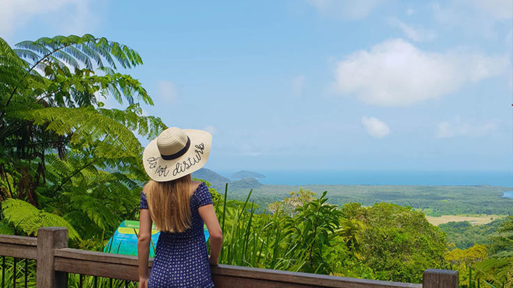 Daintree Rainforest lookout