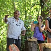 Indigenous Welcome to Country at the Mossman Gorge