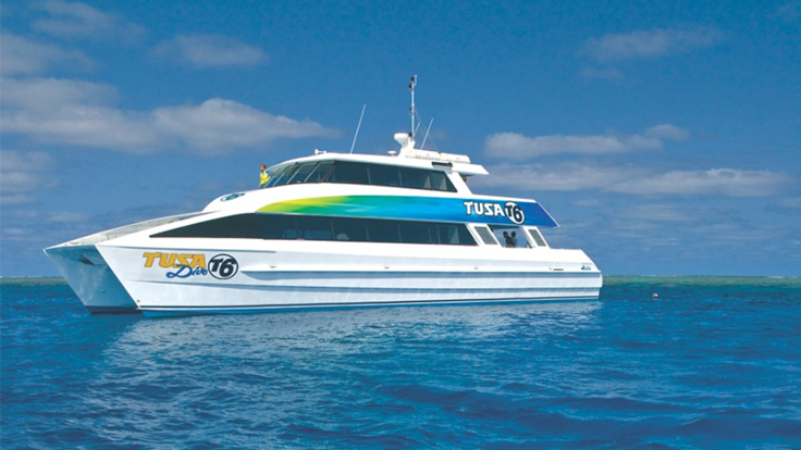 Great Barrier Reef Dive and Snorkel Tour - Cairns