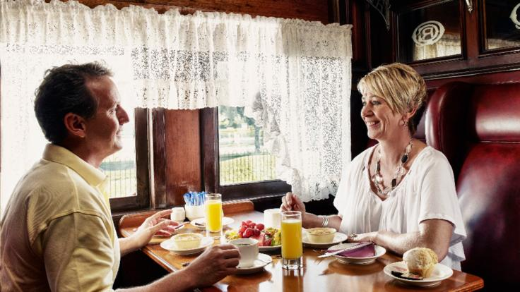 Kuranda Train - Upgrade to Gold Class