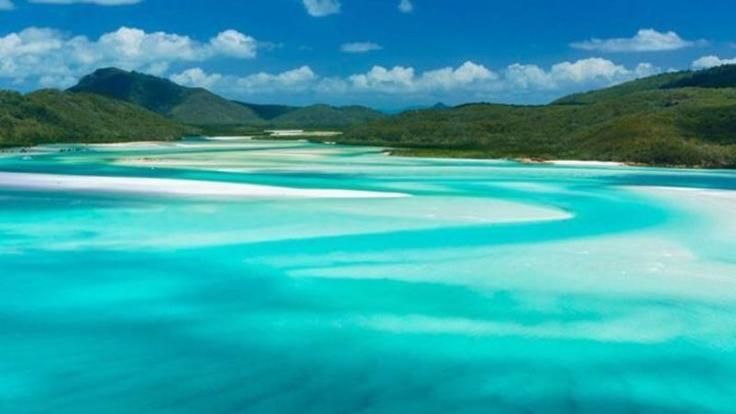 Hill  Inlet | Whitehaven Beach tour