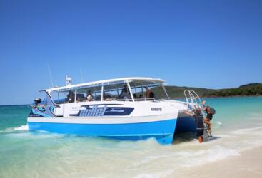 Whitehaven Day Tour |  Visits Whitehaven Beach & Hill Inlet daily