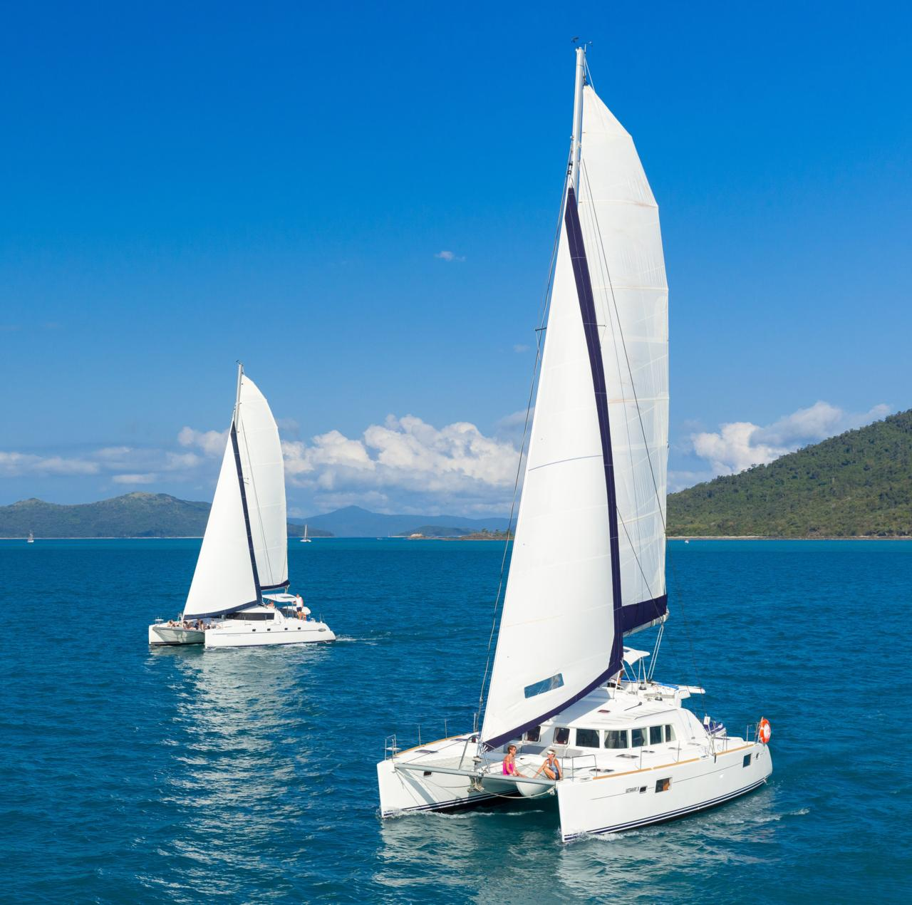 Whitsundays 2 Day 2 Night Couples Only Sailing Trip