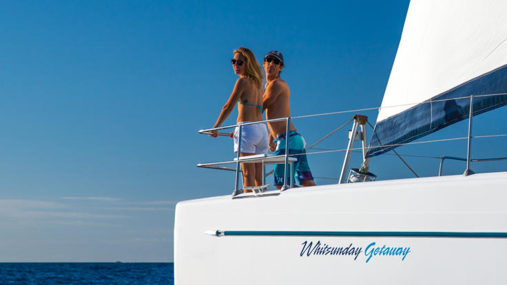 Whitsunday Private Charter Yacht Sailing Trip - Maximum 8 Guests