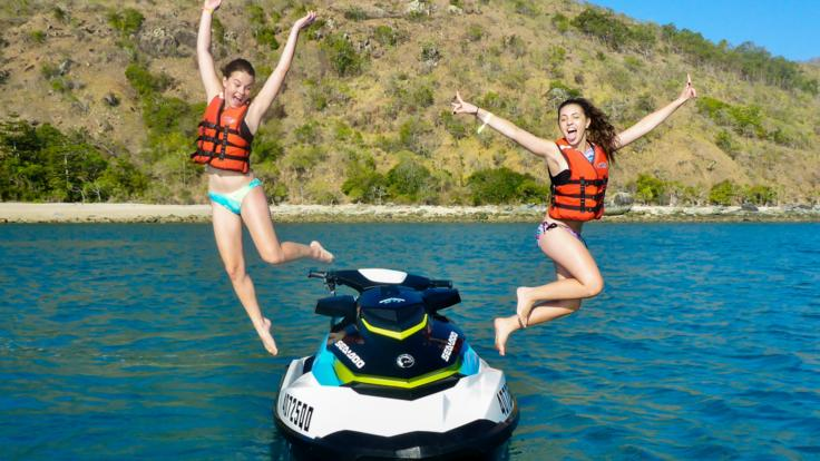 Whitsundays Jet Ski Ride