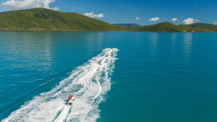 Jetski & Rafting Tour | Whitsundays Queensland