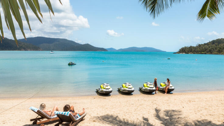 Island Tours From Airlie Beach - Jet Ski Tours