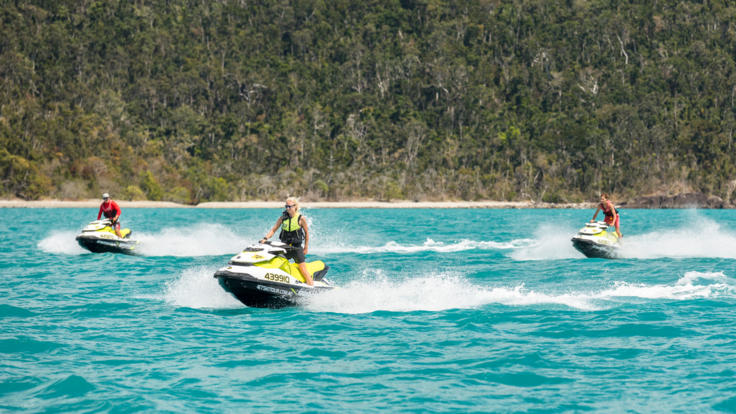 Jetski Day Trip from Airlie Beach - Whitsunday Islands